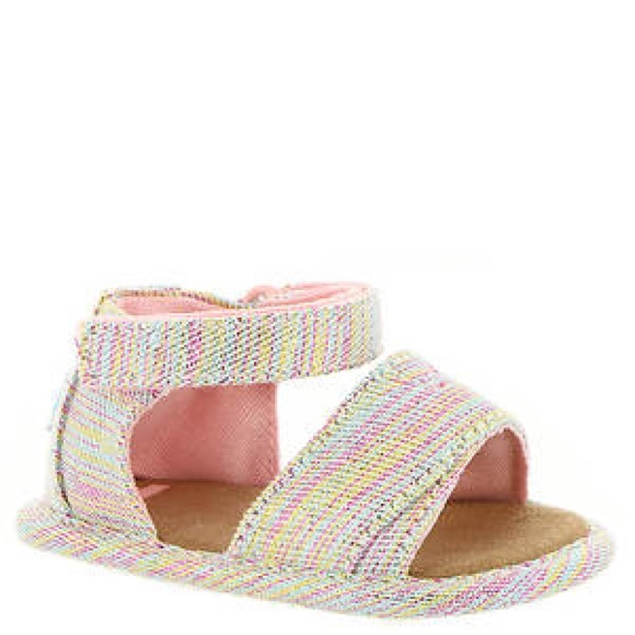 Toms Other - Toms Shiloh Sandals size 3